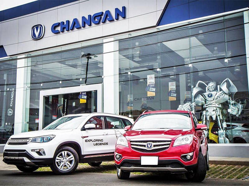 Changan следует сервисным трендам