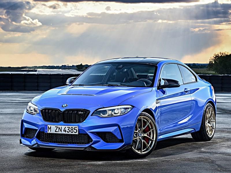 Экологи могут уничтожить BMW M2