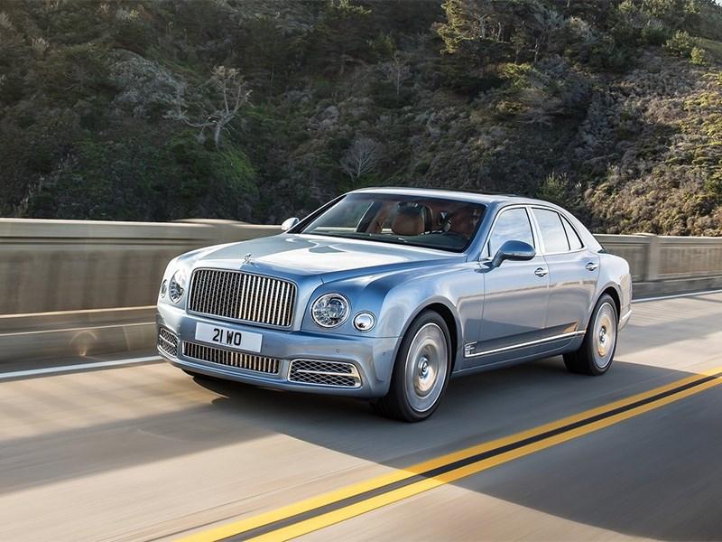 Bentley Mulsanne официально ушел в историю