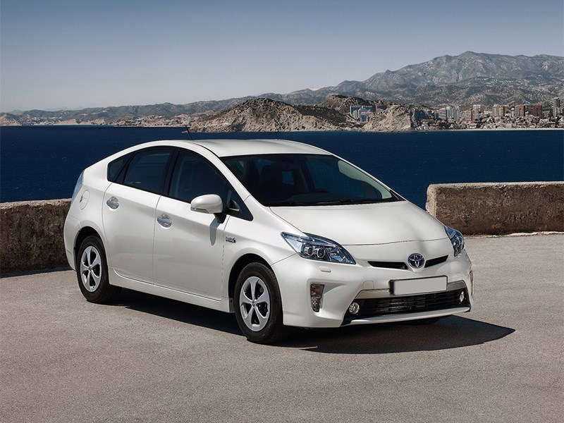 В России отзывают Toyota из-за глохнущего двигателя