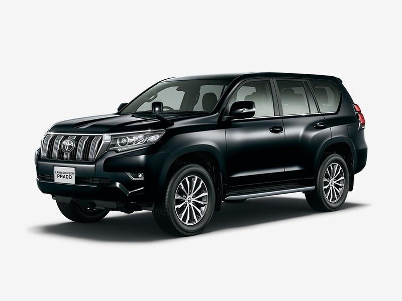 Внедорожник Toyota Land Cruiser Prado обновился и получил новый мотор