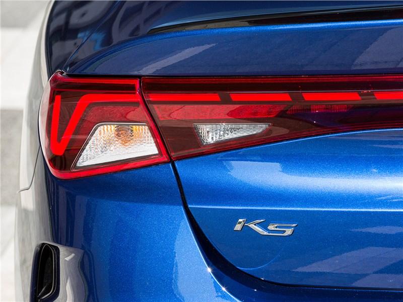 Ria K5 2021 задний фонарь