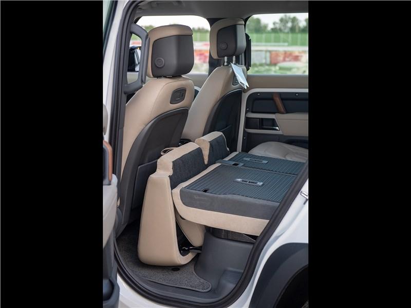 Land Rover Defender 110 2020 задний диван