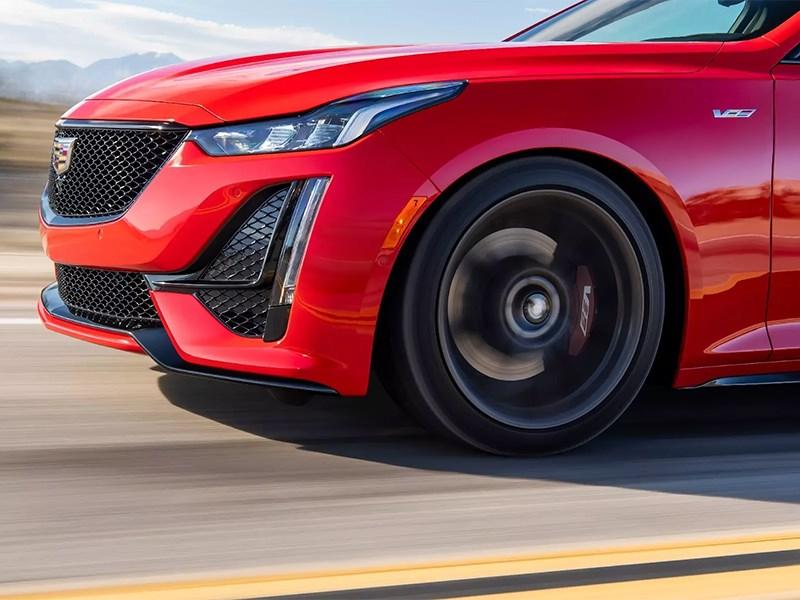 Cadillac представил самую быструю адаптивную подвеску в мире