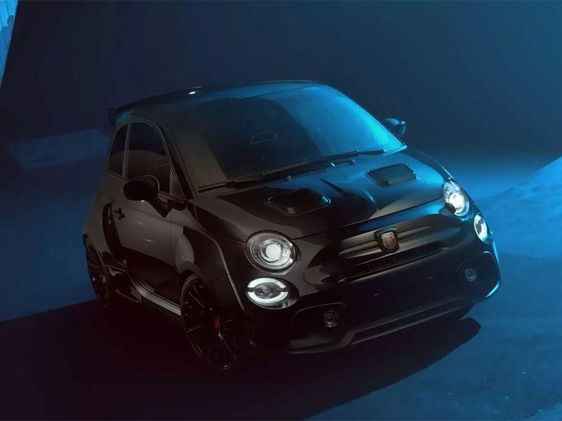 Fiat 500 «Abarth» превратили в монстра