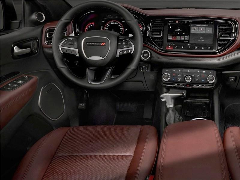 Dodge Durango (2021) салон
