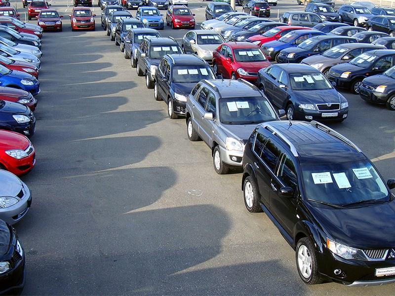Рынок поддержанных автомобилей растет