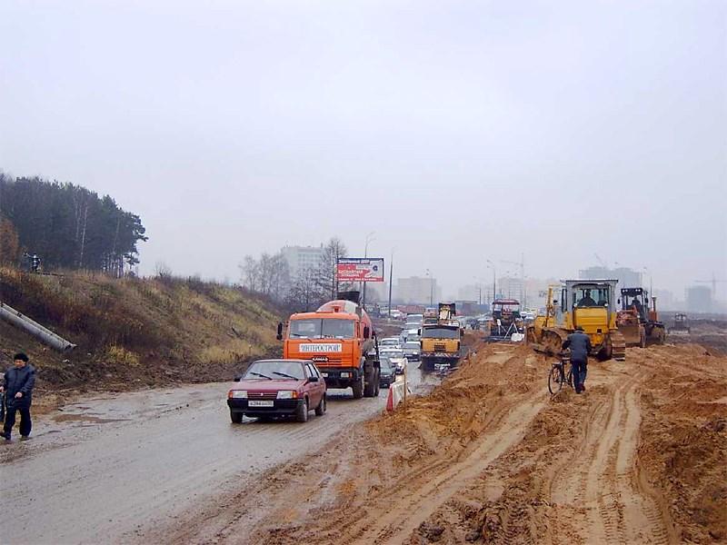 Строительство трассы Москва – Санкт-Петербург ускорят за счет денег от проекта М4 «Дон»