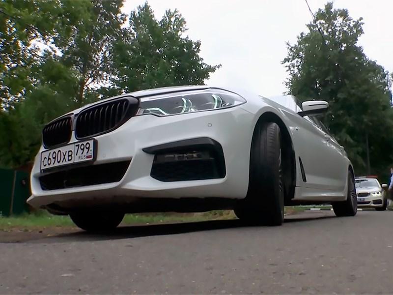 В МВД представили новый автомобиль для скрытых патрулей
