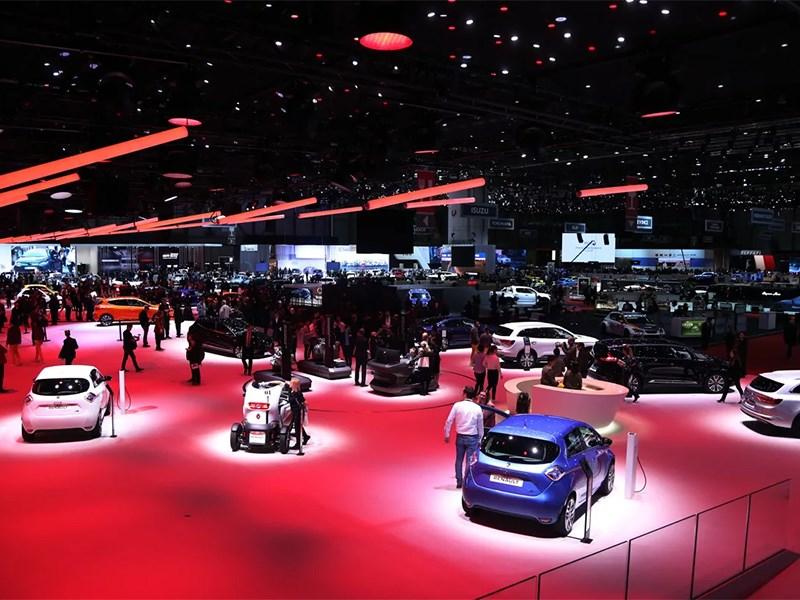 Женевский автосалон переезжает в Катар.