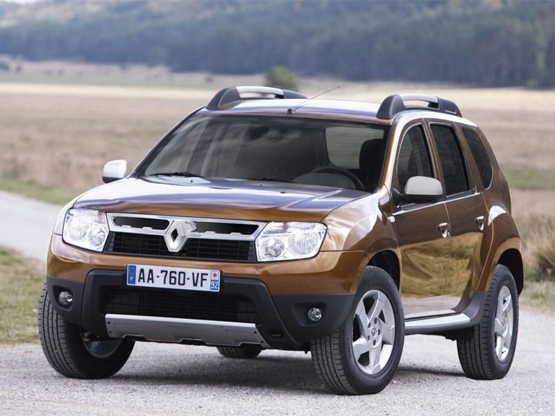Renault Duster в России подорожал