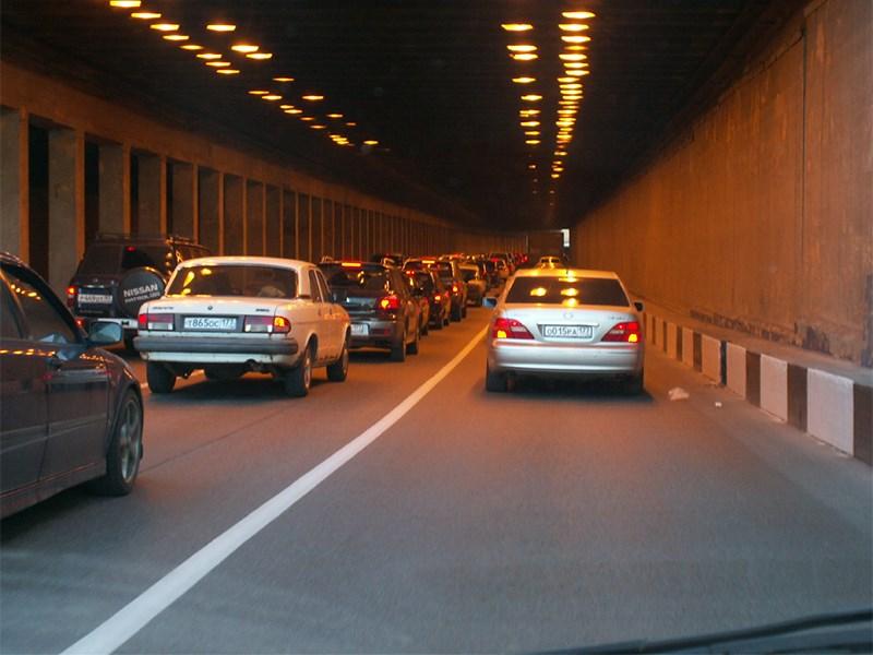 Алабяно-Балтийский тоннель в Москве открыт для одностороннего движения