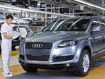 Audi вложит в завод в Бразилии около 200 миллионов долларов