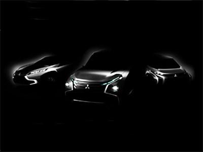 Mitsubishi покажет в ноябре три новых концепткара