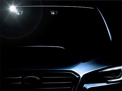 Subaru покажет в Токио новый концепткар LEVORG