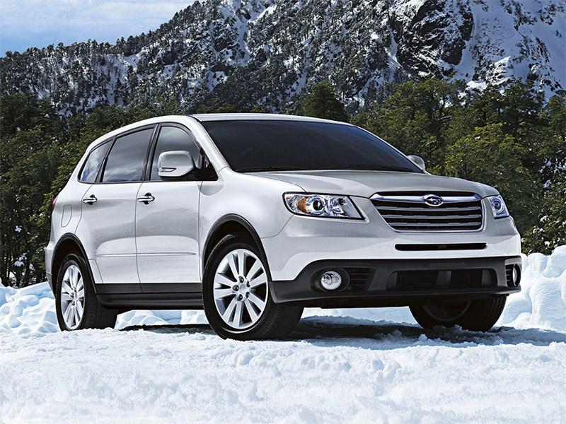 Subaru готовит замену модели Tribeca для американского рынка