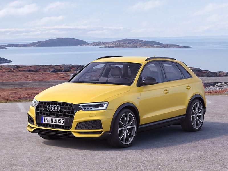 Audi назвал российские цены обновленного Q3