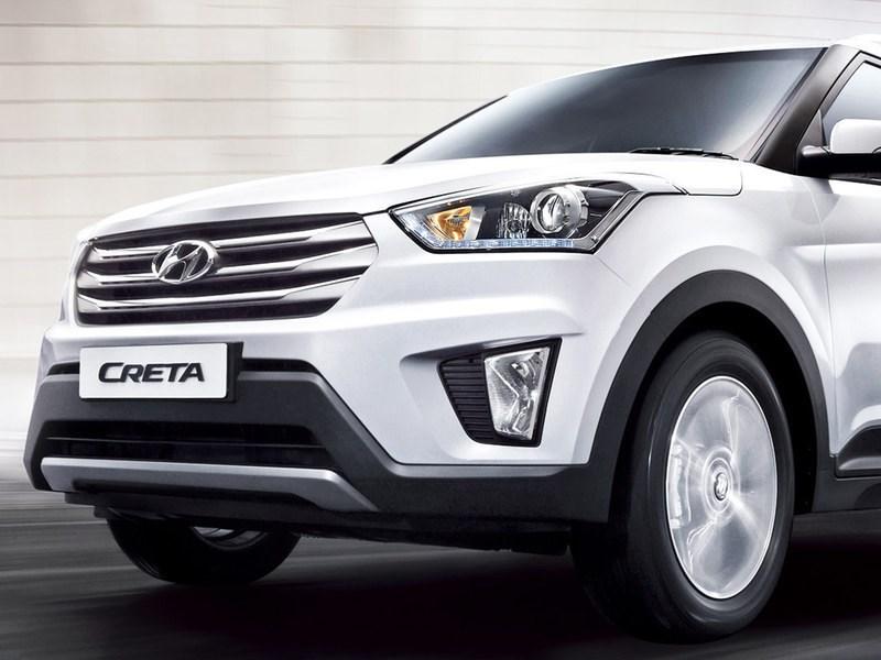 В Санкт-Петербурге началось серийное производство Hyundai Creta