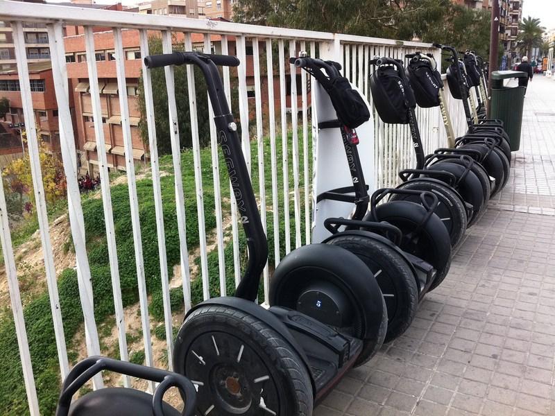 Гироскутеры и сегвеи не получат статус транспортных средств в РФ