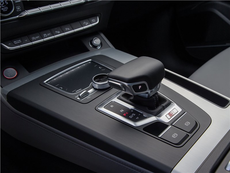 Audi SQ5 3.0 TFSI 2018 АКПП