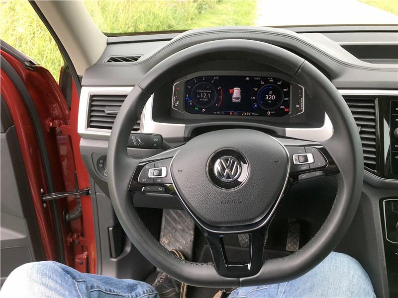 Volkswagen Teramont 2018 руль