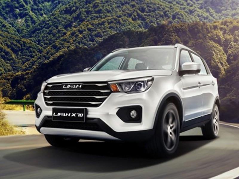 Lifan привезет в Россию конкурента Hyundai Creta
