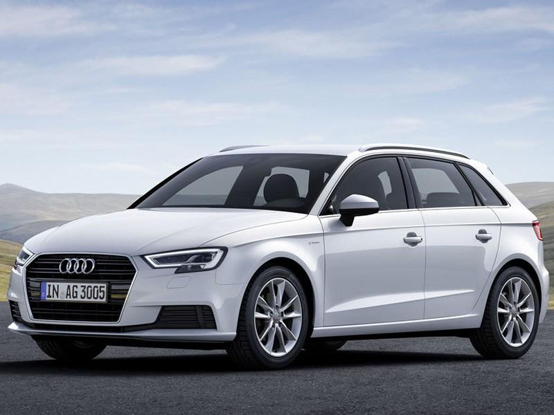 Audi отзывает хэтчбеки А3 в России