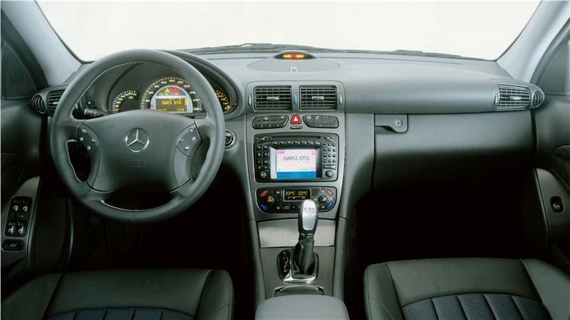 Mercedes-Benz C-Class AMG W203_S203_CL203
