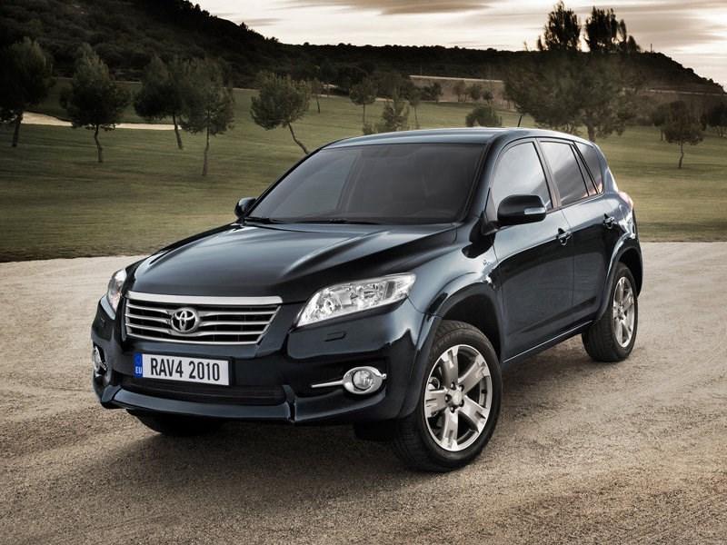 Toyota начинает масштабный отзыв автомобилей в России