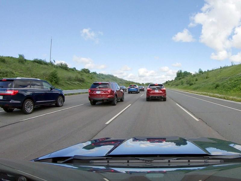 В Ford считают, что активный круиз контроль разгрузит дороги Фото Авто Коломна