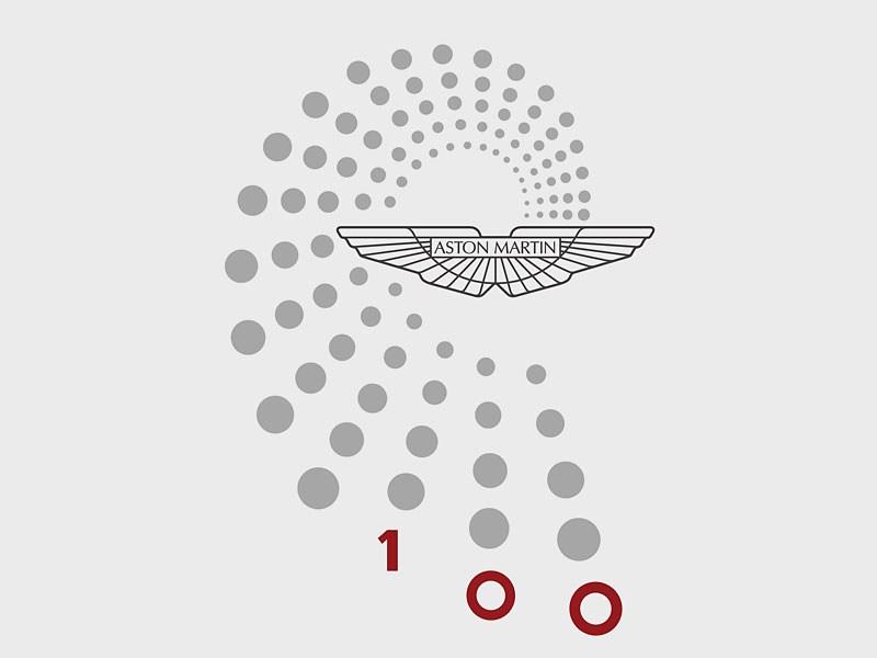 Aston Martin исполняется 100 лет
