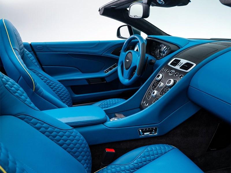 Aston Martin Vanquish Volante 2014 салон