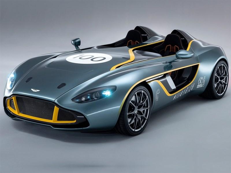 Aston Martin CC100 Speedster 2013