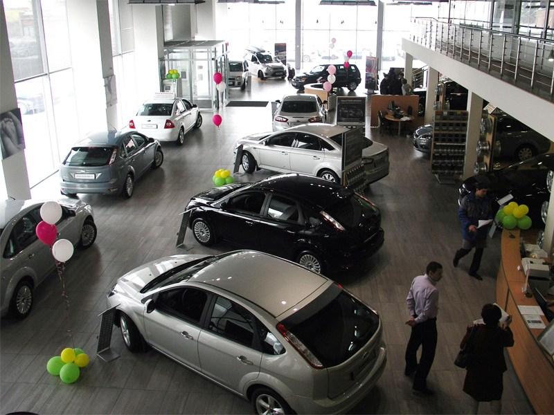 Составлен рейтинг регионов РФ по объему регистрации новых авто