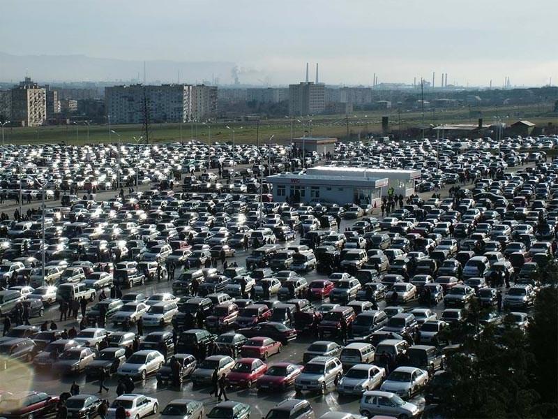 АЕБ: В России продано 1,92 млн машин за 8 месяцев