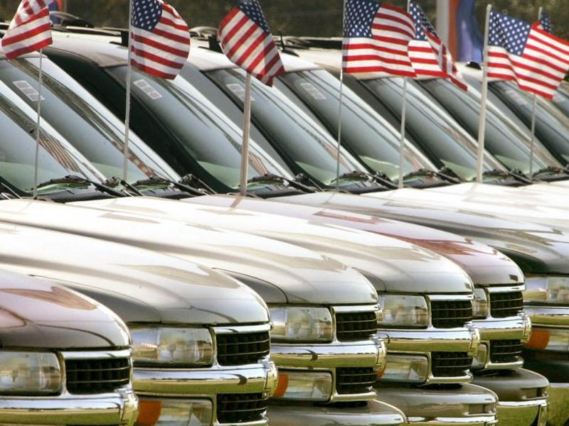 В США был зафиксирован рост продаж некоторых брендов