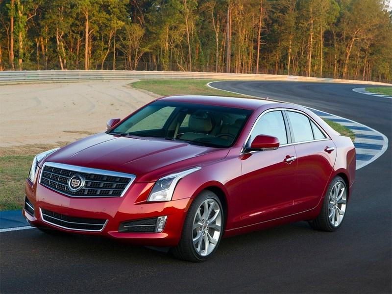 Cadillac ATS стал «Автомобилем года – 2013»