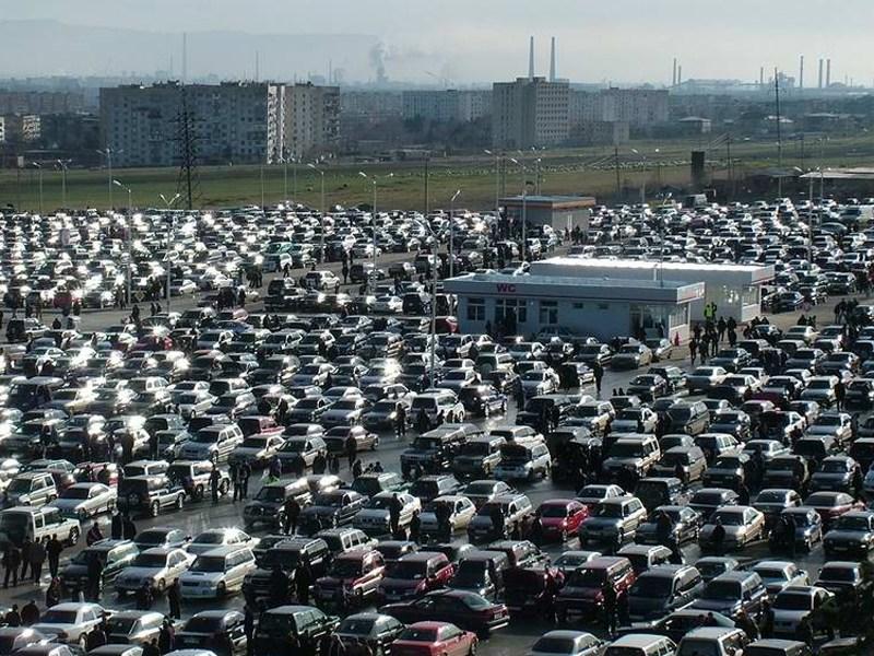 203 млрд рублей потратили наши соотечественники на новые авто за август