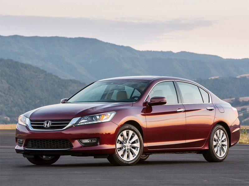 Honda Accord оценили по высшему баллу