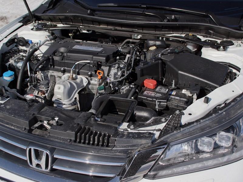 Honda Accord 2013 двигатель