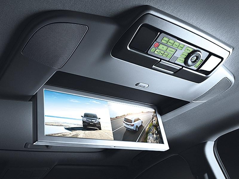 Acura MDX 2014 интерьер фото 1