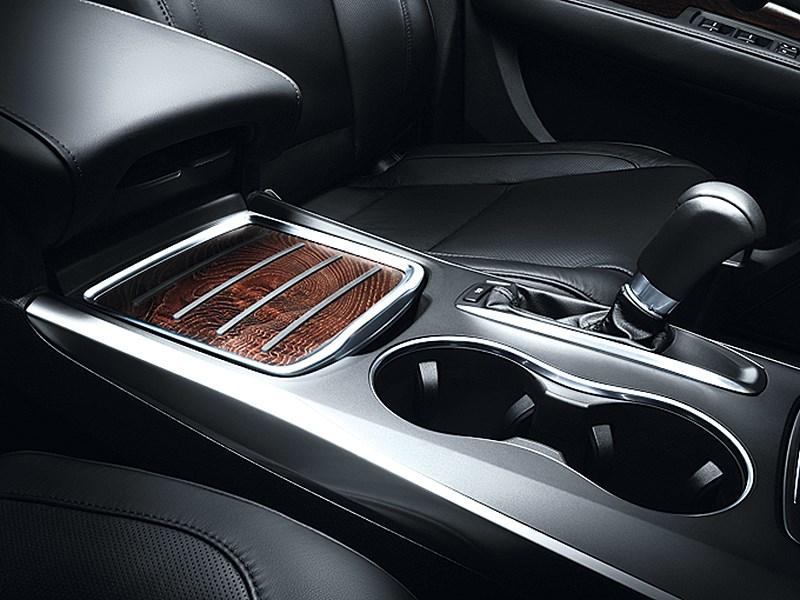Acura MDX 2014 интерьер фото 2
