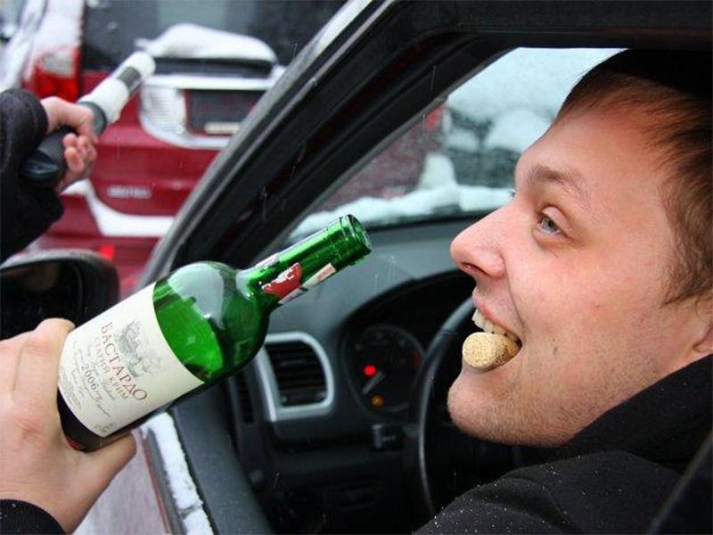 Пьяных водителей хотят сажать пожизненно