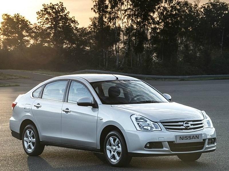 Nissan Almera: российские комплектации