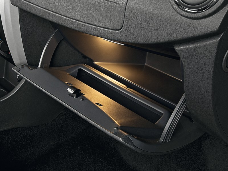 Nissan Almera 2013 бардачок
