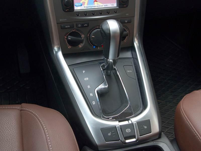 Opel Antara 2012 АКПП