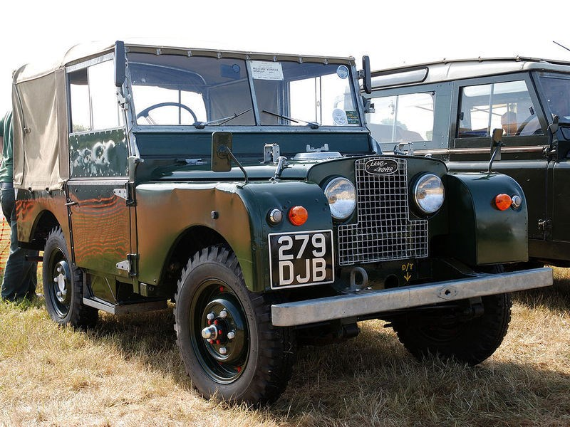 Land Rover воскресит 25 внедорожников Series I