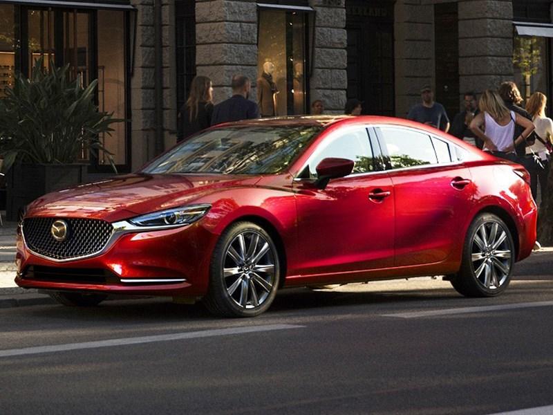 Mazda6 может получить полноприводную версию