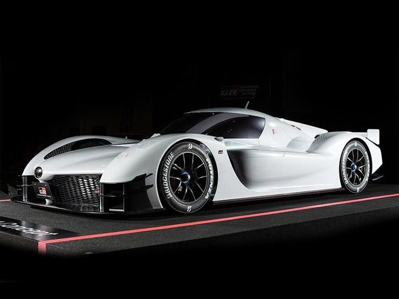 Toyota сделает 1000-сильный суперкар