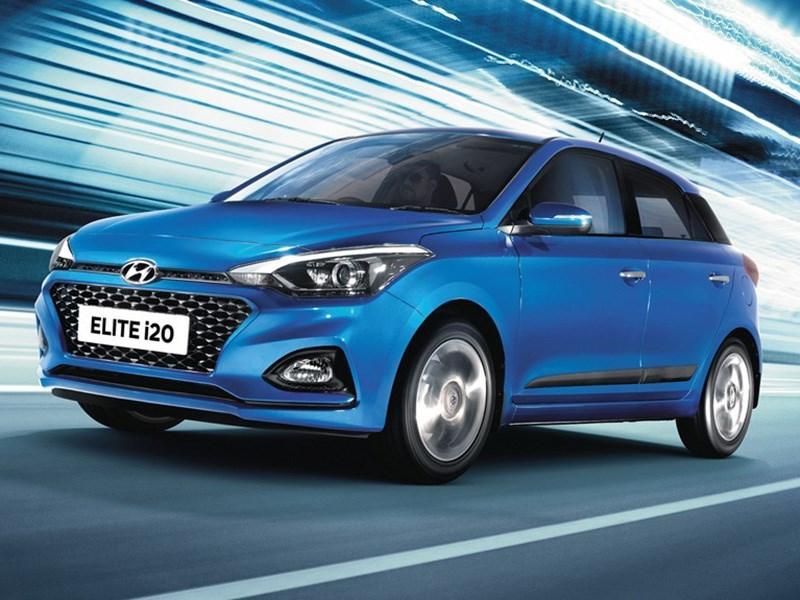 Hyundai обновил компактный хэтчбек i20
